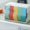 ชุดเทปกระดาษ-Rainbow paper tape