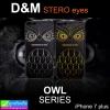 เคส D&M OWL SERIES iPhone 7 Plus ลดเหลือ 180 บาท ปกติ 450 บาท