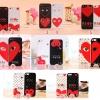 เคสไอโฟน5/5S เคสแบบฝาหลัง ลายรูปหัวใจ