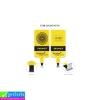 AWEI Wireless Charging Receiver for Lightning ลดเหลือ 180 บาท ปกติ 455 บาท