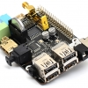 Raspberry Pi 3 Model B / 2 Model B / Model B+ Expansion Board (X200)