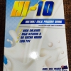 Vistra Hi 10 Instant Milk Powder Drink Plus Calcium and Vitamins 15 ซอง