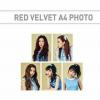 SUM : Red Velvet 'Rookie' A4 Photo ระบุ member