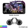 จอยเกมส์ ติดหน้าจอ Mobile Joystick T1-FM2P-101 ราคา 49 บาท ปกติ 175 บาท