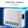 ที่ชาร์จ US plug USB Adapter รุ่น YC-CDA15 (8A) ราคา 410 บาท ปกติ 1,025 บาท