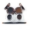 Ministar 24H Lasting Waterproof Eyebrow and Eyeliner Cream มินิสตาร์ เขียนคิ้ว + มาสคาร่า กันน้ำ 24 ชม.
