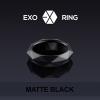 EXO - OFFICIAL RING แหวน สี MATTE BLACK