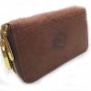 กระเป๋าสตางค์ Double Zipped ลายหนังช้าง ElephantPatttern_1042