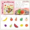 สติ๊กเกอร์ชุด - Fruit story sticker set