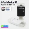 i-Flash Device HD แฟลชไดร์ฟ สำหรับ iPhone iPad แบบใส่ Micro SD