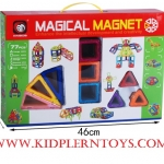 Magical Magnet 77 pcs