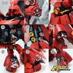 CJ Hobby :Metal Part Replacement for Sazabi Ver.KA
