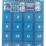 16-Way Switch Capacitive Touch Module