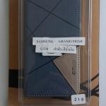 เคส SAMSUNG GALAXY GRAND PRIME ฝาพับ สีน้ำเงิน CRCI