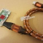 Mini HDMI to HDMI Adapter Cable for Raspberry Pi Zero W
