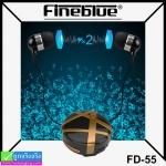 หูฟัง บลูทูธ Fineblue FD-55 ราคา 590 บาท ปกติ 1,475 บาท
