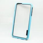 เคสไอโฟน6พลัส 6S พลัส SPIGEN HYBRIDEX สีฟ้า-ดำ