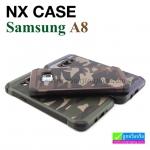 เคส Samsung A8 NX Case ลายทหาร