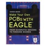 หนังสือ Make Your Own PCBs with Eagle (272 หน้า)