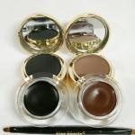 Kiss Beauty KBLINER Eyebrow and Gel Eyeliner 24H Lasting Waterproof