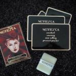 Merrez'ca Excellent Covering Skin Setting Pressed Powder เมอร์เรซกา แป้งพัฟ