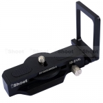 Universal L-Plate for Mirrorless
