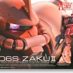 [RG] Zaku II Char Aznable Custom