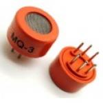 MQ3 Gas Sensor (Alcohol, Ethanol, Smoke) - MQ-3