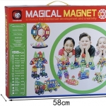 Magical Magnet 198 pcs