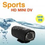 กล้องติดรถจักรยานยนต์-กีฬา Sports HD Mini DV Waterproof รุ่น S060