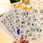 สติ๊กเกอร์ชุด : Bigdog Stickers Set