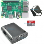 Raspberry Pi 3 Model B (Rpi Kit 4) แท้จาก UK (New Model 2016)