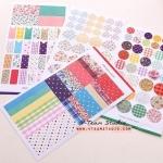 สติ๊กเกอร์ชุด : Ulike Fabric Sticker