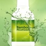 Bamboo น้ำยาบ้วนปากสลายคราบหินปูน