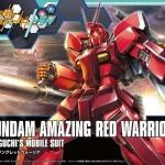 HGBF 1/144 Amazing Red Warrior