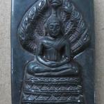 นาคปรกเหล็กไหล 9 เศียร หลวงปู่คำบุ คุตฺตจิตโต วัดกุดชมภู จ.อุบลราชธานี
