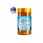 Ausway fish oil 1000mg odourless omega3 /400 แคปซูล/จำนวน 2 กระปุก/ออสเตรเลีย ไร้กลิ่นคาวปลา Odourless
