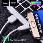 สายชาร์จ Micro USB Hoco X1 Rapid Charging ราคา 59 บาท ปกติ 175 บาท