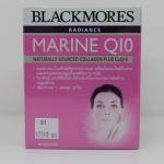 Blackmores Radiance Marine Q10 ขนาด 60 เม็ด