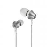 หูฟัง remax สมอลทอร์ค RM-610D สีเงิน