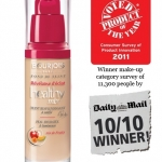 Bourjois Healthy Mix Foundation 30 ml. No.53 Light Beige ครีมรองพื้นได้รับรางวัล Product of the year 2011