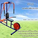 FT-25 อุปกรณ์จัรยานผีเสื้อ บริหารหน้าอก