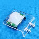 Acrylic Bracket for HC-SR501 PIR Motion Sensor Module