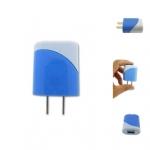 อะแดปเตอร์ หัวชาร์จ PowerMax สีฟ้า
