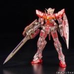 [Expo] RG 1/144 Gundam Exia Trans-am Clear Ver.