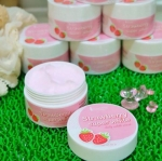 Strawberry Super White Body White Mask by Sumanee