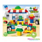 ตัวต่อเลโก้ Super Market จำนวน 72 ชิ้น