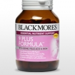 Blackmores 9 Plus Formula With Calcium