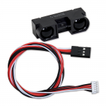 Sharp GP2Y0A710K0F Analog Infrared Distance Sensor (100 - 550cm) + แถมสายต่อ JST