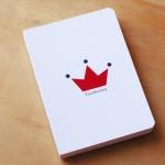 สมุดคำศัพท์- White Crown